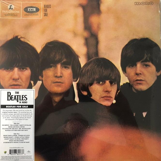 Beatles / Beatles For Sale 180 Gram Mono