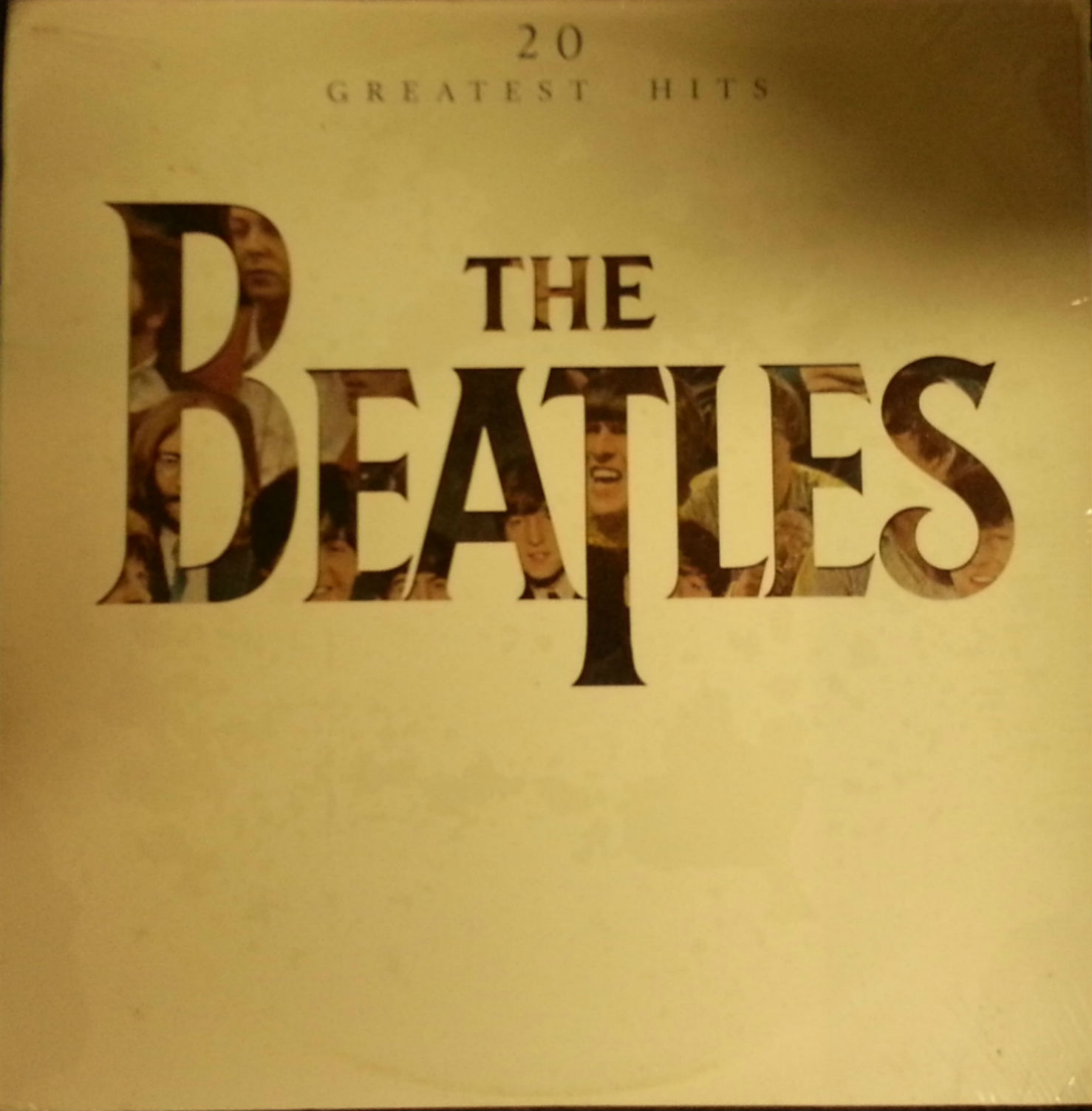 Beatles 20 Greatest Hits Records, LPs, Vinyl And CDs