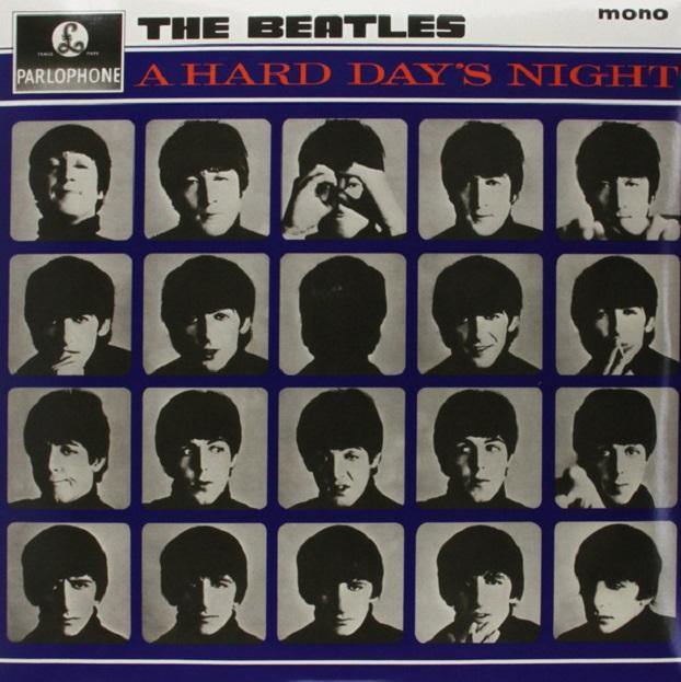 Beatles / Hard Day's Night 180 Gram Mono
