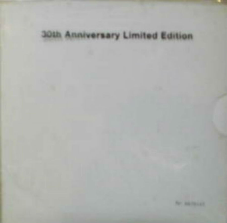 Beatles - White Album 30th Anniversary Limited Edition