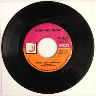 Bobby Goldsboro / Glad She's A Woman