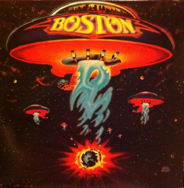 Boston / Boston 180 Gram Audiophile Pressing