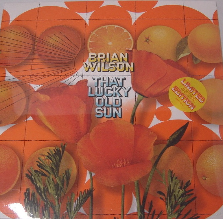 Brian Wilson / That Lucky Old Sun