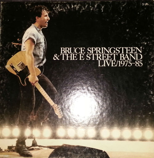 Bruce Springsteen Live On Air