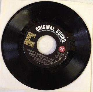 Dyke & The Blazers / Funky Broadway Pt 1