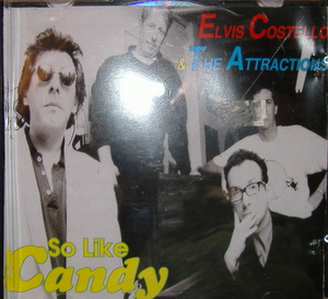Elvis Costello & The Attractions / So Like Candy