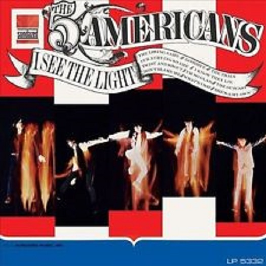 Five Americans / I See The Light