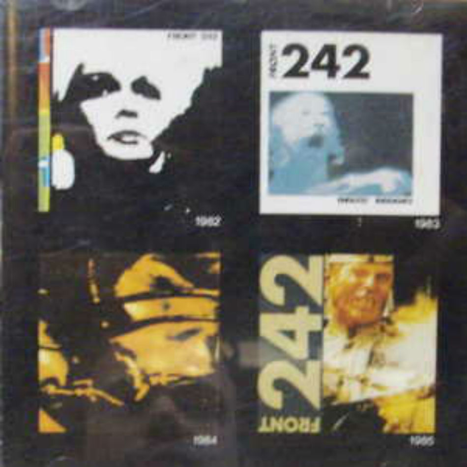 Front 242 - Back Catalogue