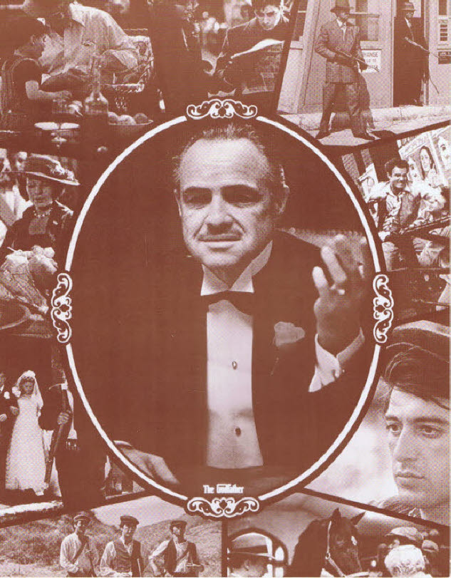 Marlon Brando / Godfather