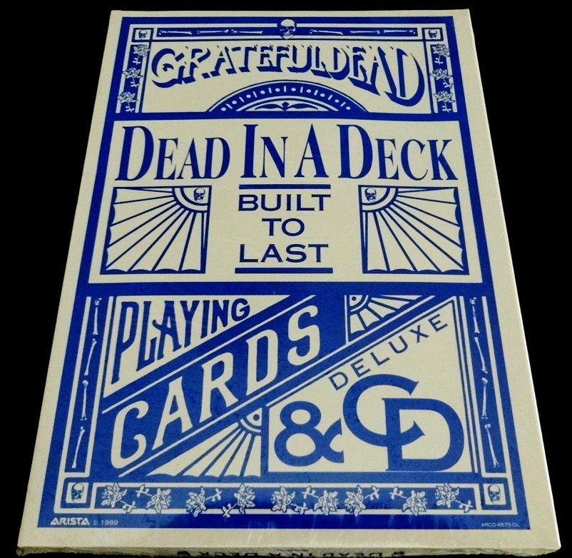 Grateful Dead / Dead In A Deck Built To Last Box Set