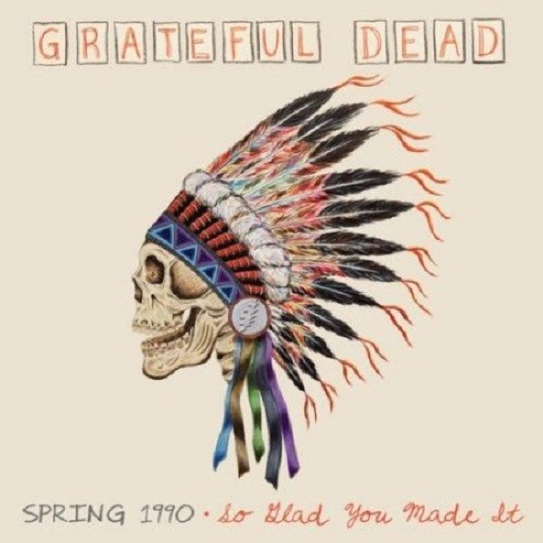 Grateful Dead / Spring 1990 So Glad You Made It Box
