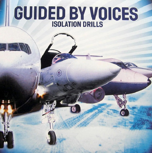 Guided By Voices / Isolation Drills RSD Blue Vinyl