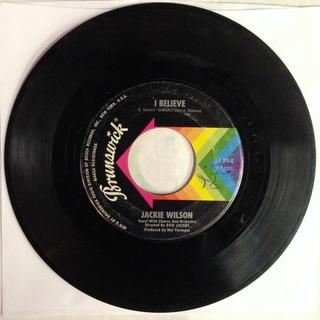 Jackie Wilson / I Believe