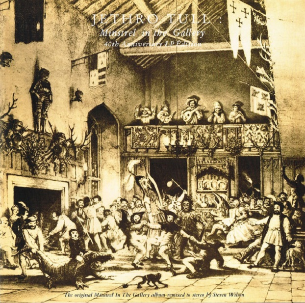 Jethro Tull / Minstrel In The Gallery (40th Anniversary LP Édition)
