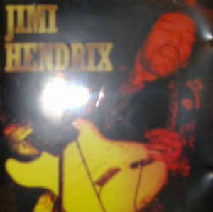 Jimi Hendrix - Blues At Midnight Album