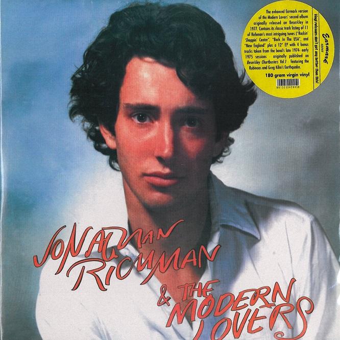 Jonathan Richman / Jonathan Richman & the Modern Lovers