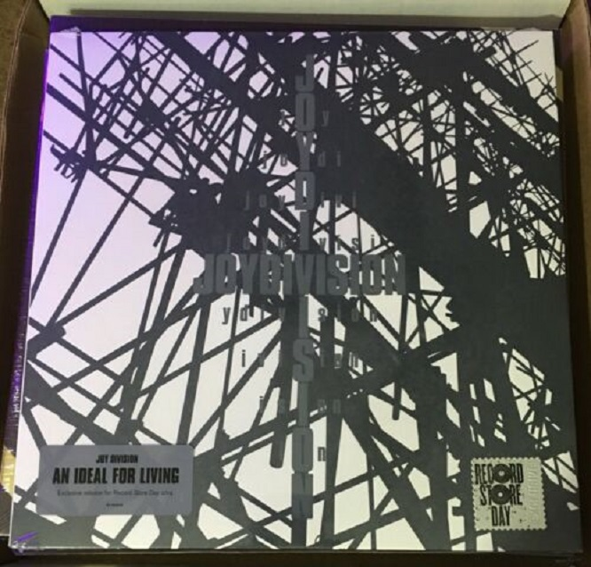 Joy Division / An Ideal For Living