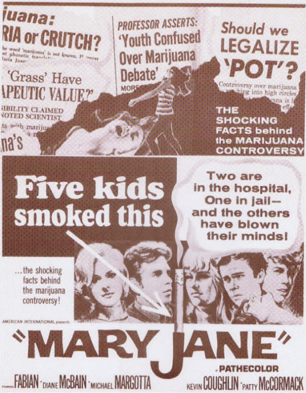 Mary Jane / Movie Poster