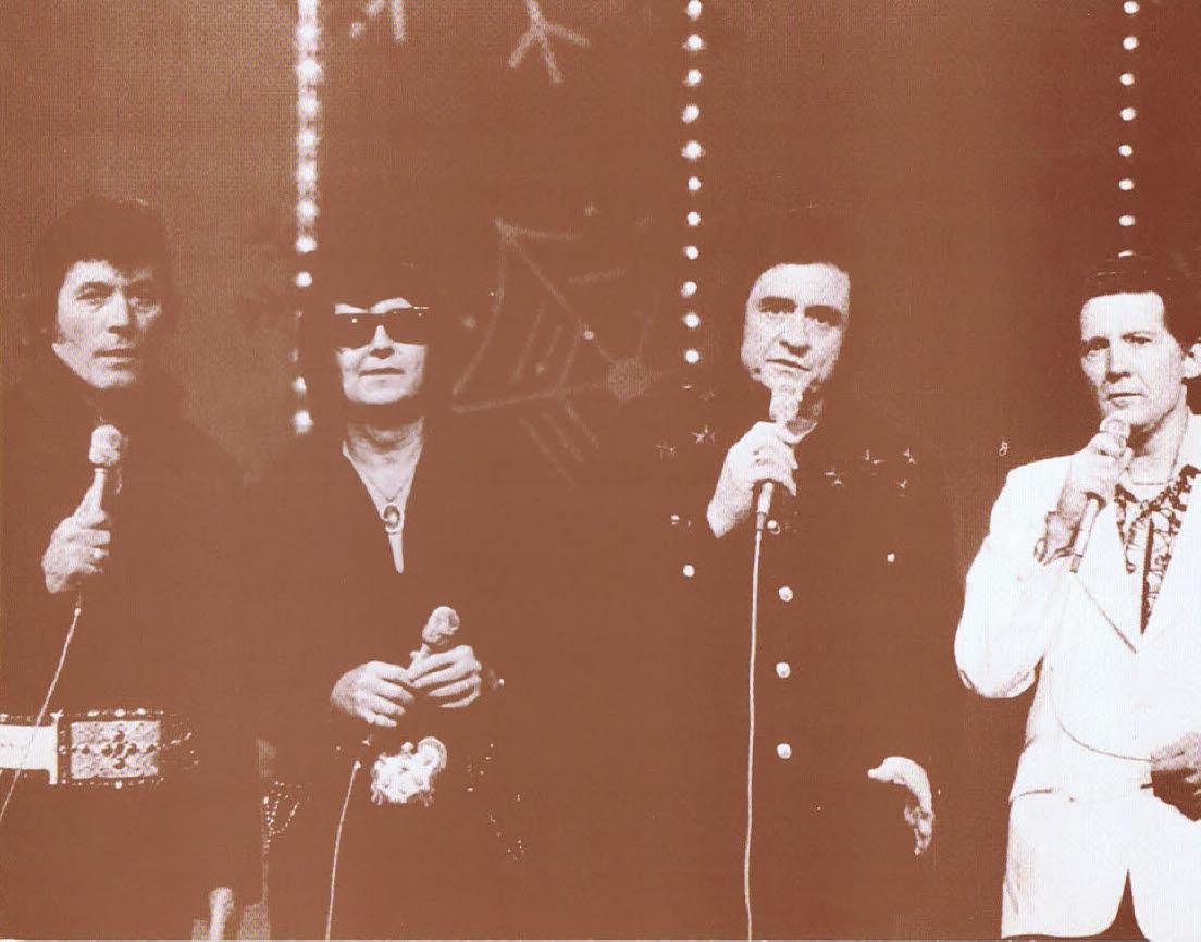Million Dollar Quartet / Carl, Roy and Johnny