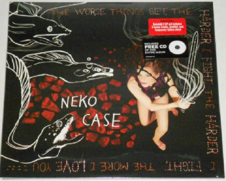 Neko Case / The Worse Things Get…Deluxe Edition