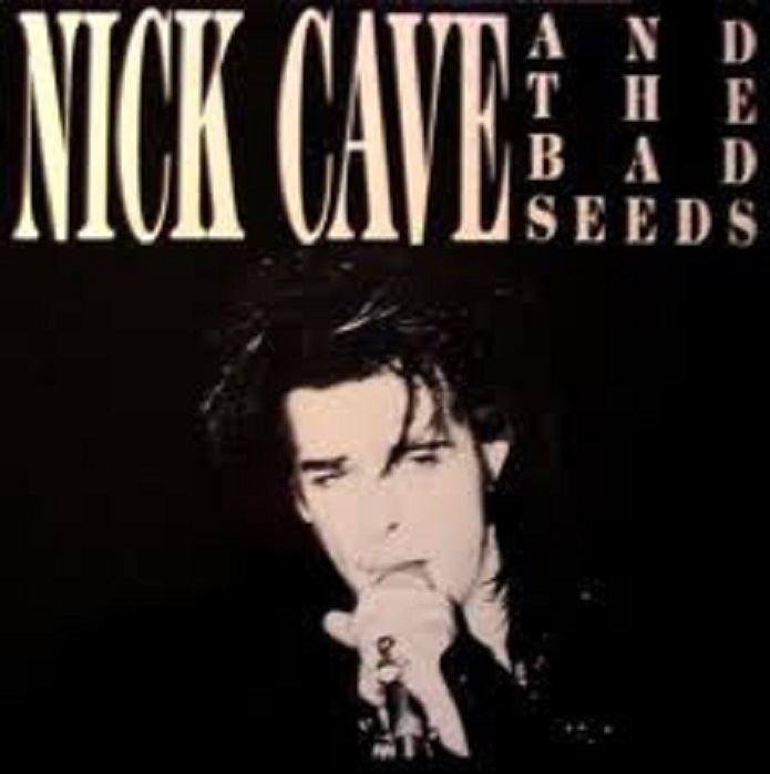 Nick Cave & The Bad Seeds / Black Crow King 1987