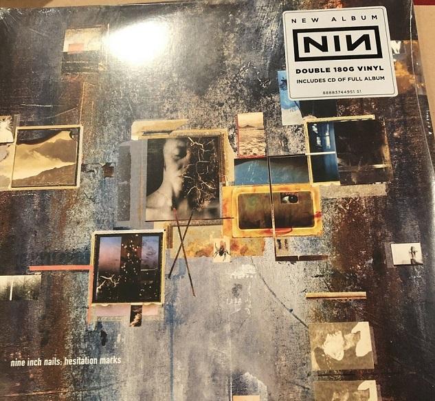 Nine Inch Nails / Hesitation Marks