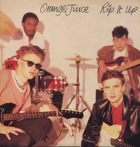 Orange Juice / Rip It Up