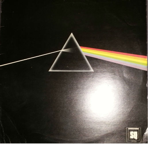 Pink Floyd - Dark Side Of The Moon CD