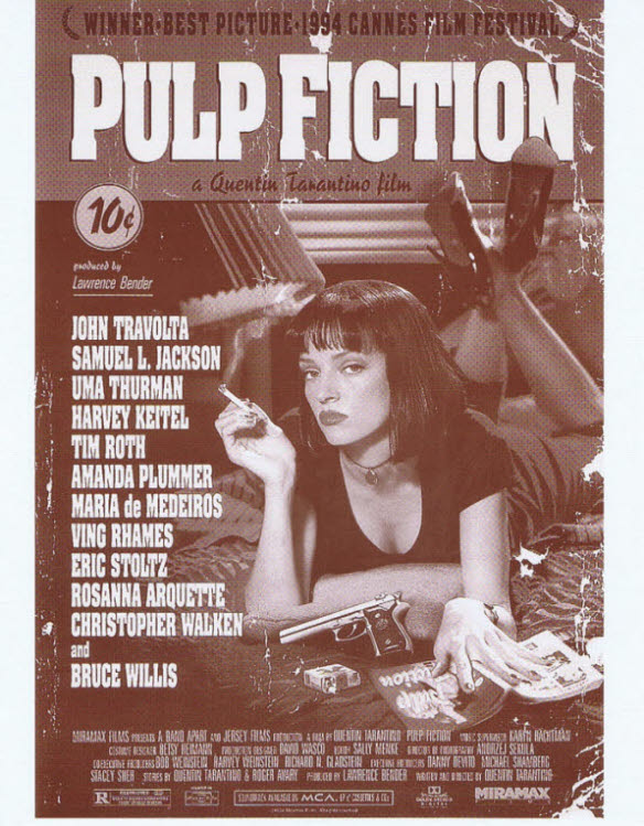Pulp Fiction / Uma Thurman