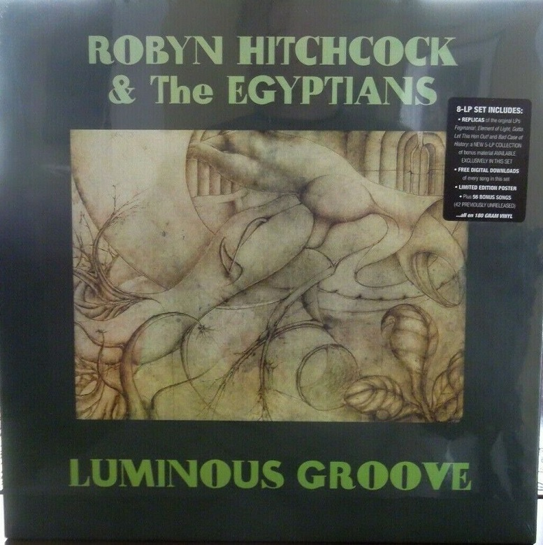 Robyn Hitchcock & The Egyptians / Luminous Groove