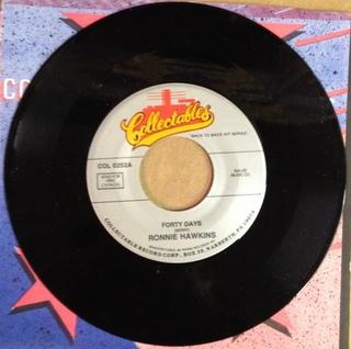 Ronnie Hawkins / Forty Days