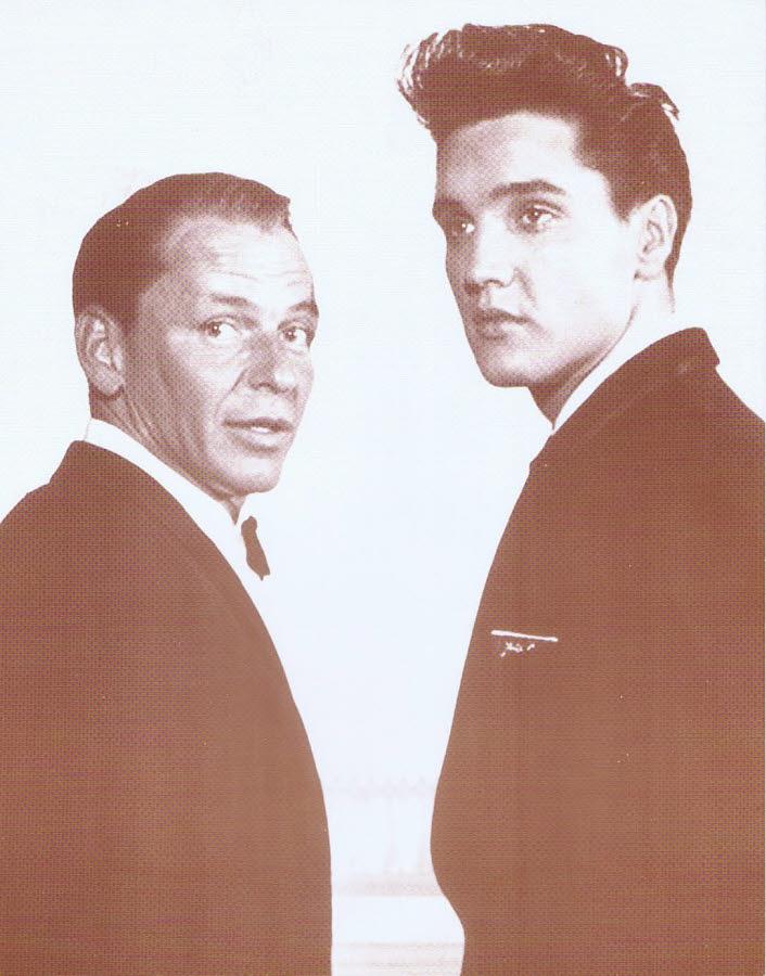Sinatra/Presley / Frank & Elvis