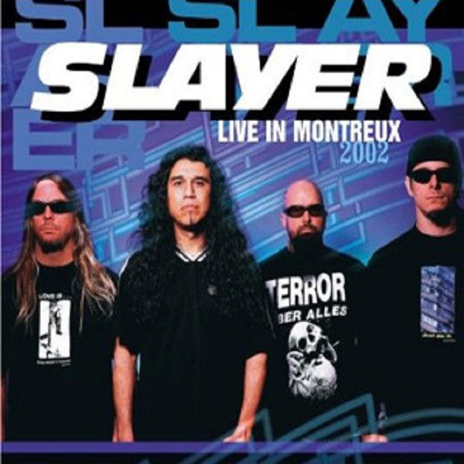 Slayer / Live In Montreux 2002