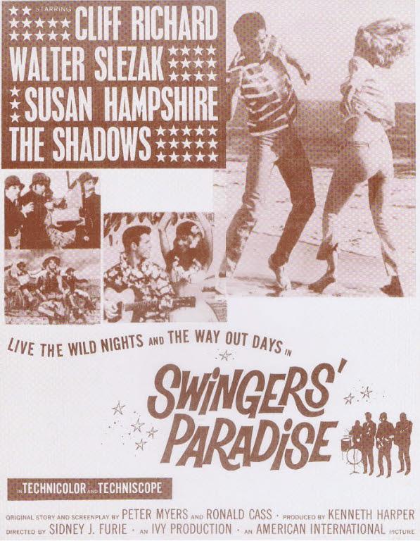 Swinger's Paradise / Movie Poster