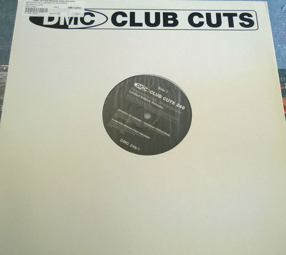Beyonce, Lumidee, Goodmen / Club Cuts 248