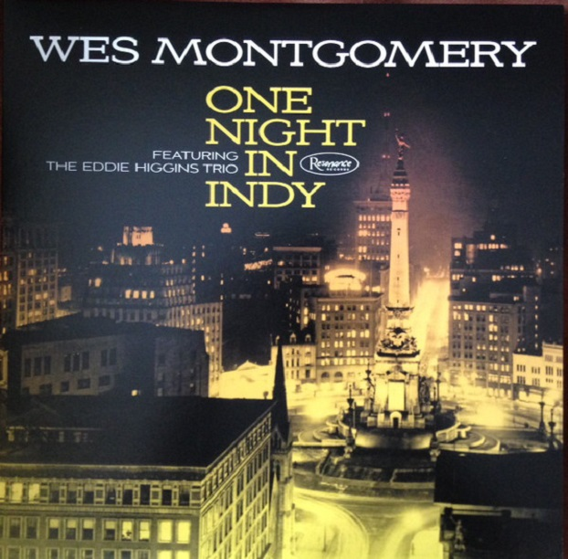Wes Montgomery Featuring The Eddie Higgins Trio / One Night In Indy
