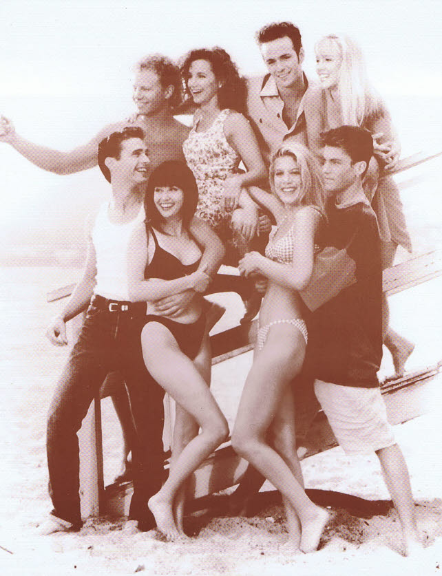 90210 TV Show / 90210 Group Shot