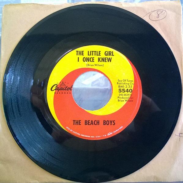Beach Boys / The Little Girl I Once Knew