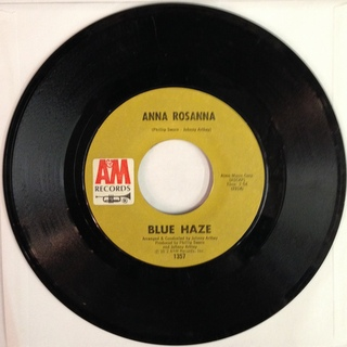 Blue Haze / Anna Rosanna