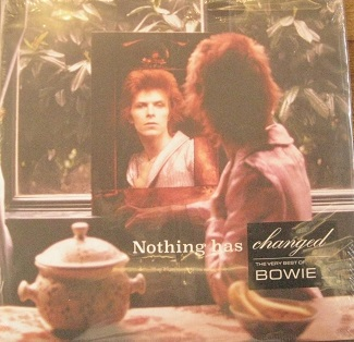 David Bowie Nothing Has Changed (The Very Best Of Bowie)