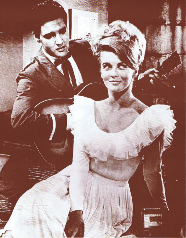 Elvis Presley / Girl Crazy