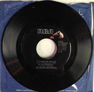 Elvis Presley / It's Now Or Never