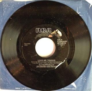 Elvis Presley / Love Me Tender