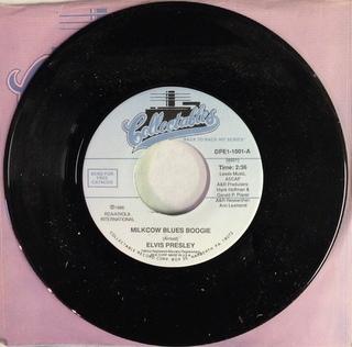 Elvis Presley / Milkcow Blues Boogie