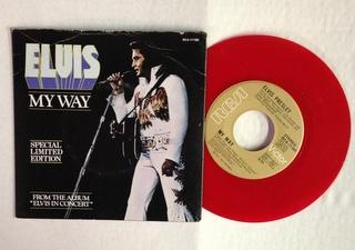 Elvis Presley / My Way