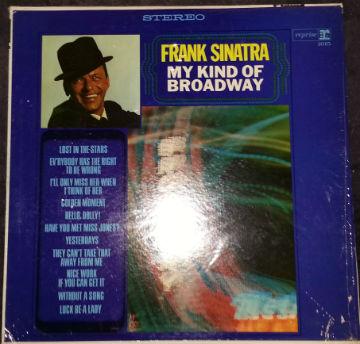 Frank Sinatra / My Kind of Broadway