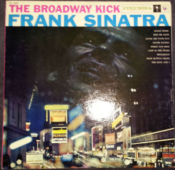 Frank Sinatra / The Broadway Kick