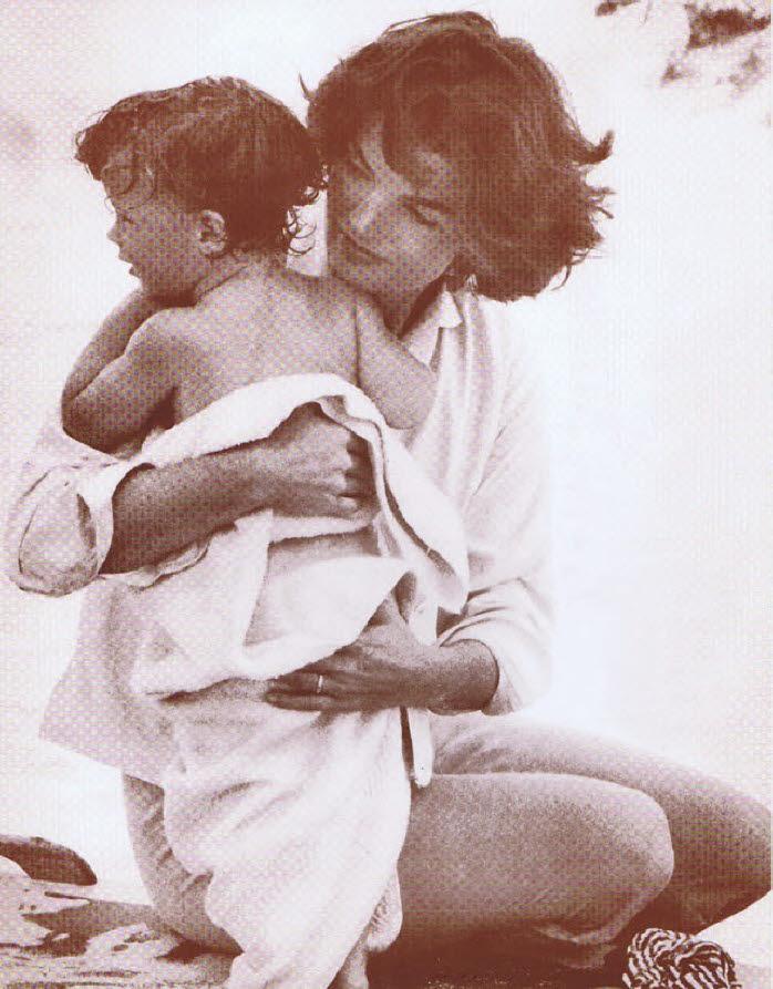 Jackie & John / Kennedy at the Beach