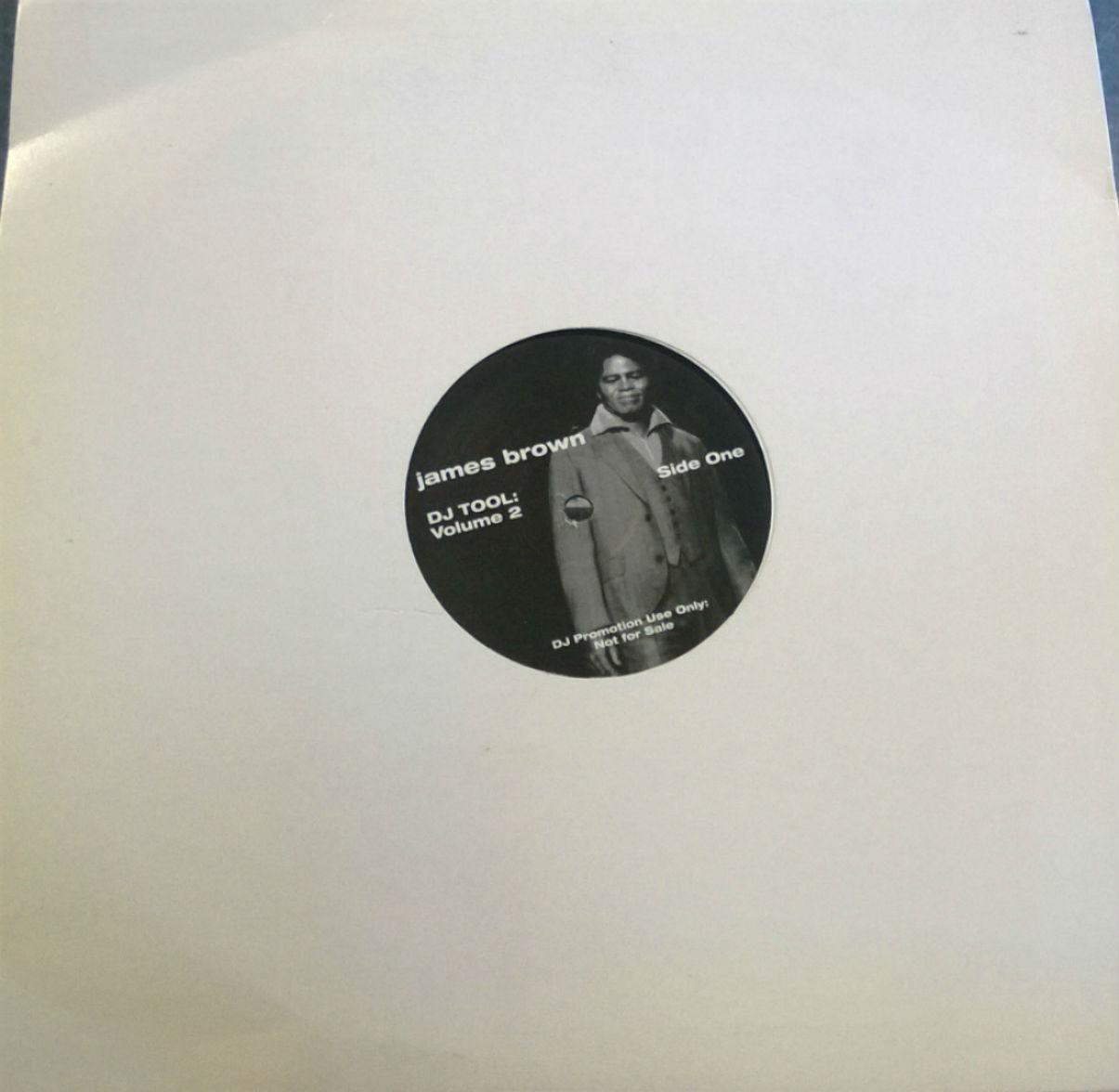 James Brown / DJ Tool: Volume 2