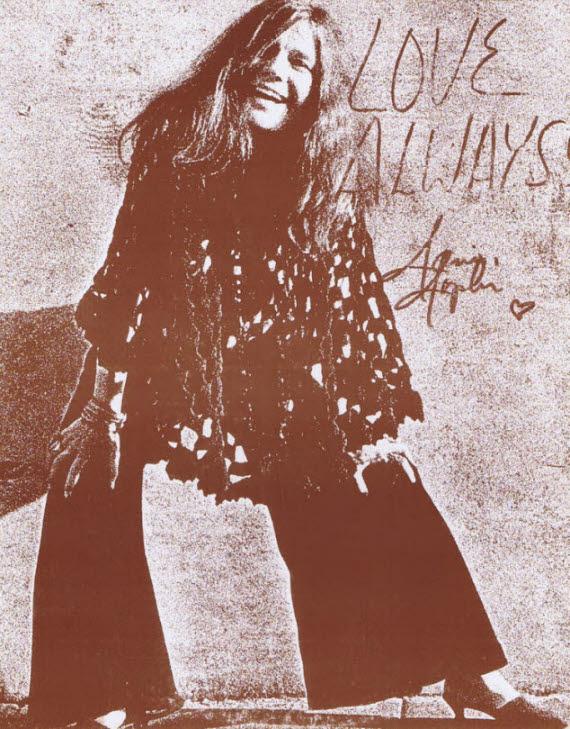 Janis Joplin / Love Always